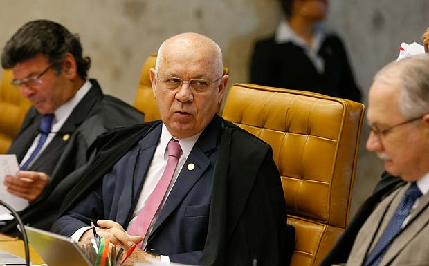 Sessão plenária do Supremo Tribunal Federal