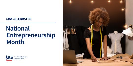 Entrepreneurship Month