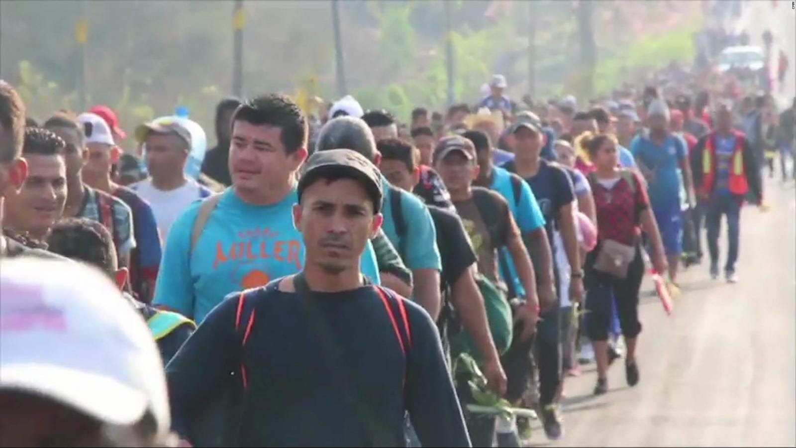 US Border Controversy, Citizen Pilot Reporting Caravan Movements Forced to Land After Shot-At by Cartel, Injured But Safe: Capt. Dave Bertrand, Ret. +Videos