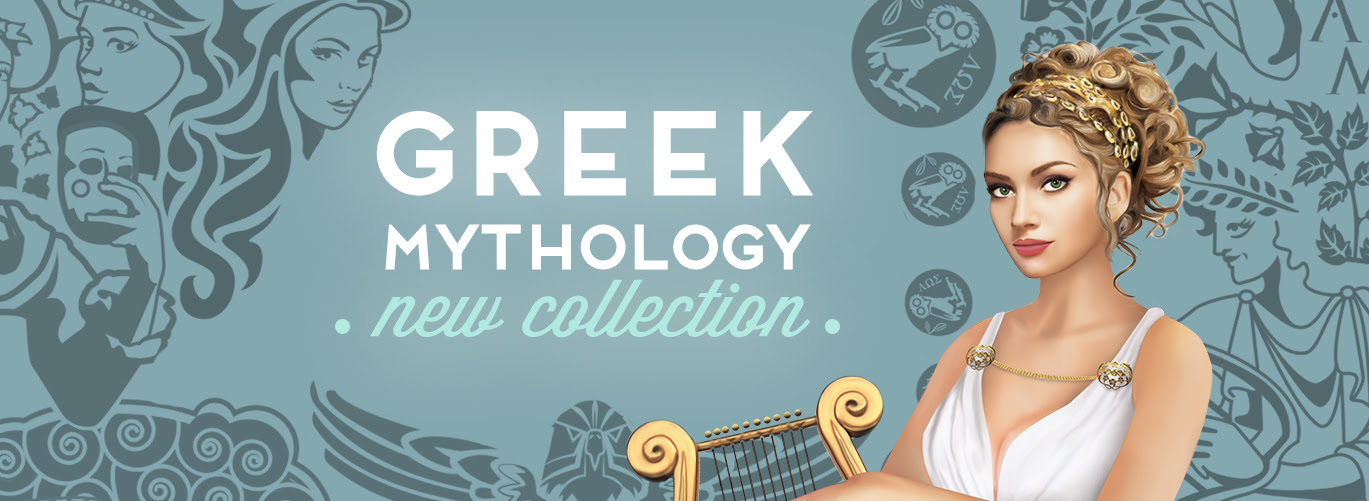 Greek Mythology Collection - MoYou-London
