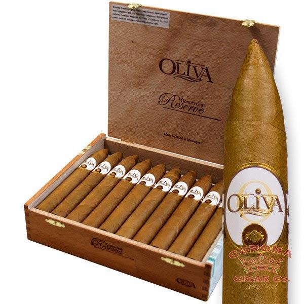 Image of Oliva Connecticut Reserve Torpedo Cigars