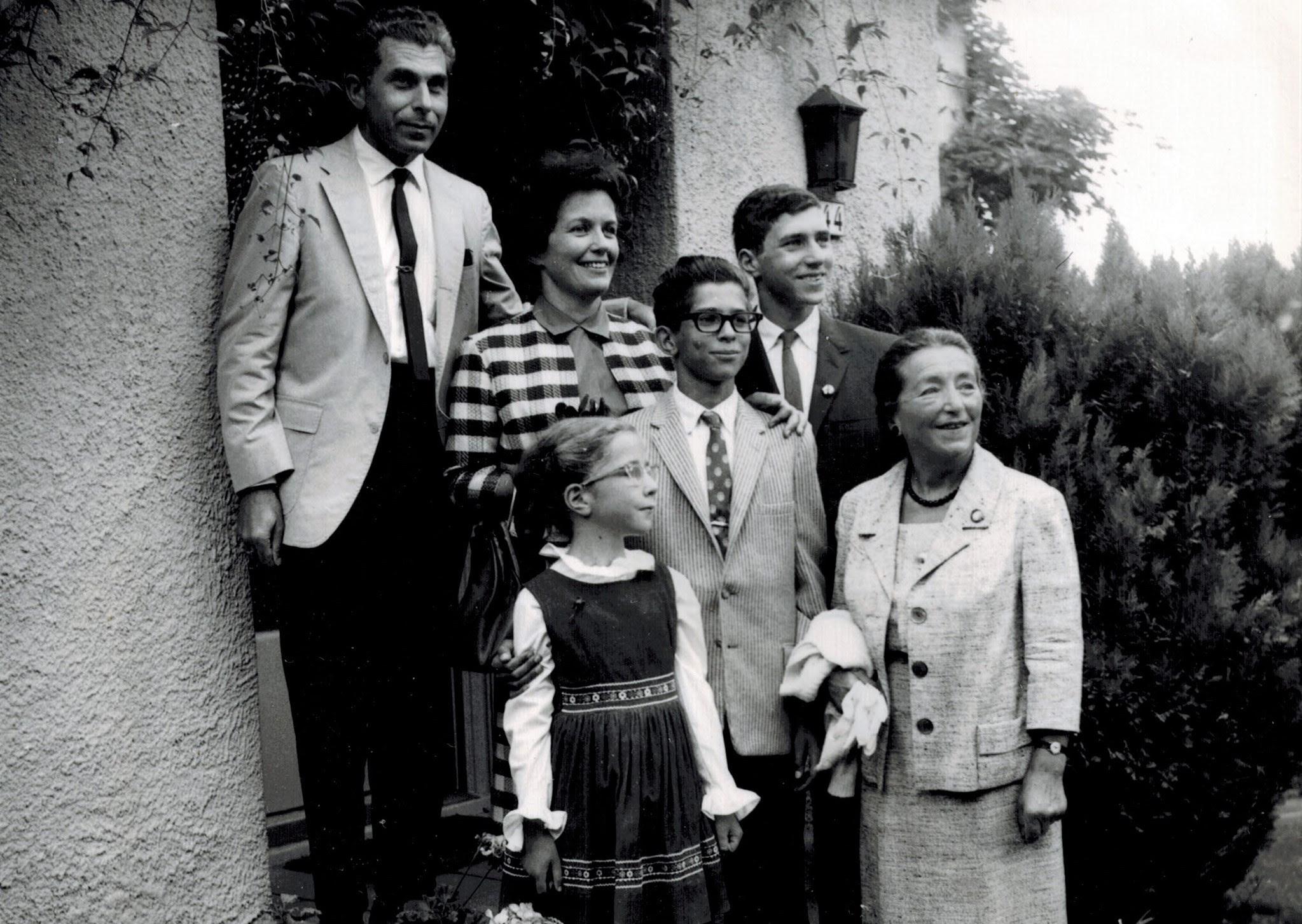 Nussbaum family