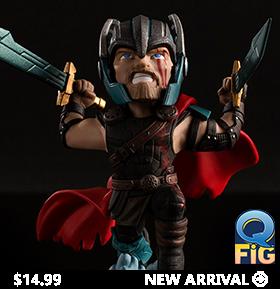 Thor: Ragnarok Q-Fig Thor Diorama