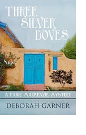 Three Silver Doves by Deborah Garner