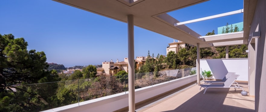 Botanic apartments and penthouses from 420.000€