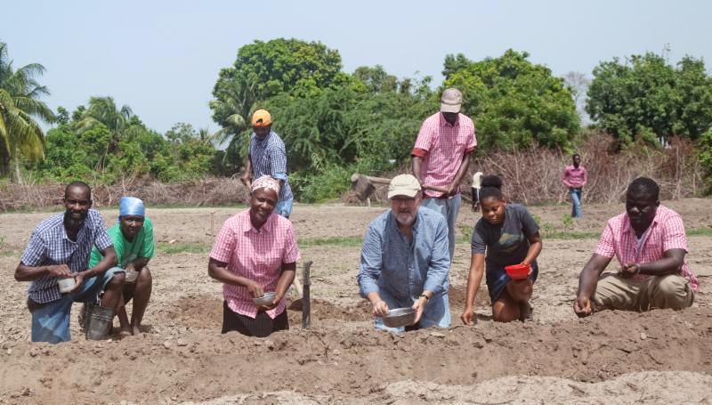 Cotton Export Tutorial in Haiti