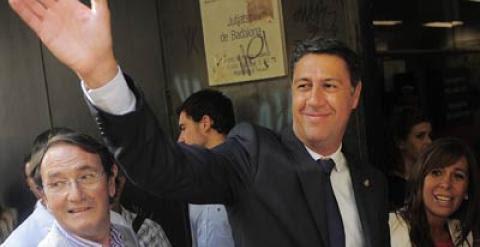 García Albiol, en una imagen de archivo. EFE