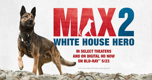 Max 2: White House Hero Review & Giveaway!