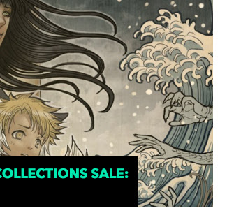 Image Graphic Novels and Collections Sale: up to 50% off! Ends 2/28.