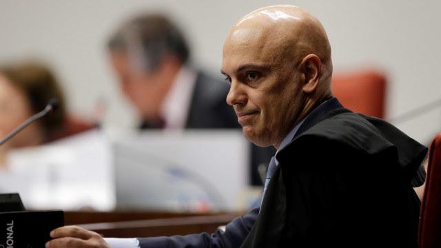Alexandre nega habeas a acusado com 6 decretos de prisão por chefiar milícia
