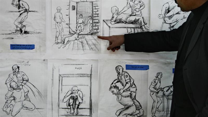 La tortura 'institucional' israelí contra los niños palestinos