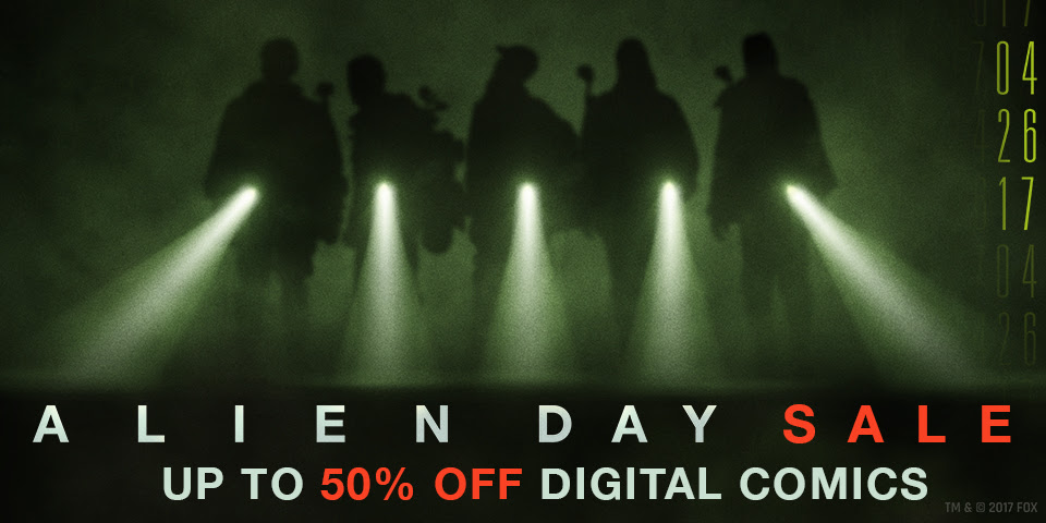 Alien Day Digital Sale