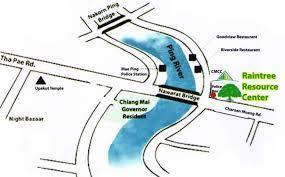 map to Raintree