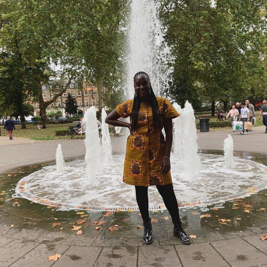"""PHOTOS - Marème Dial de la série """"Maitresse d'un homme marié"""" se la coule douce à Londres"""