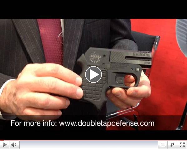 DoubleTap Defense at the 2014 SHOT Show