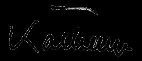 Katherine Bergeron's Signature