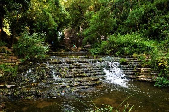 Cascatas rio Mourão