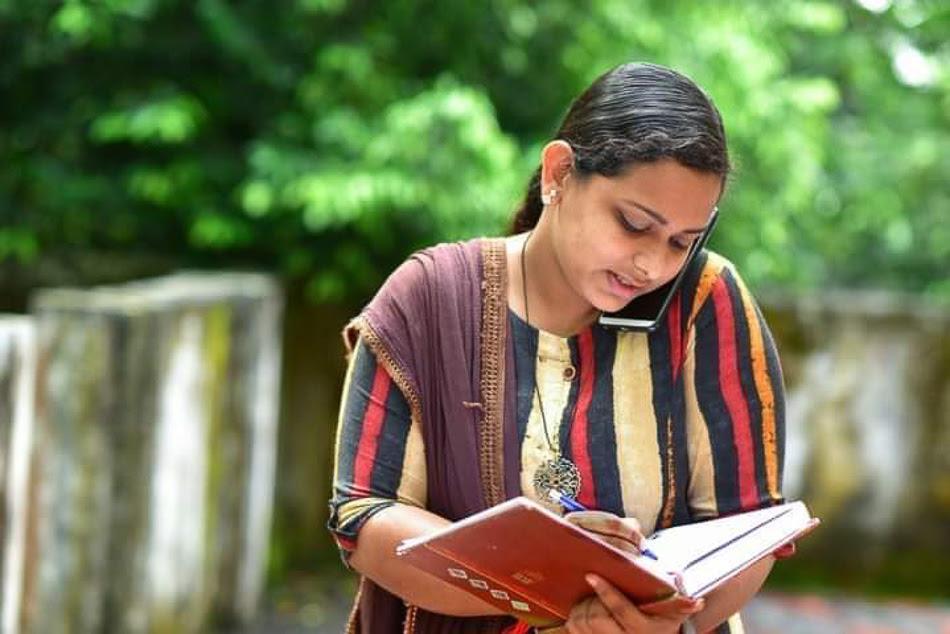 Reshma Mariam Roy writes in her diary
