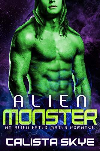 Cover for 'Alien Monster (Alien Abductors Book 3)'