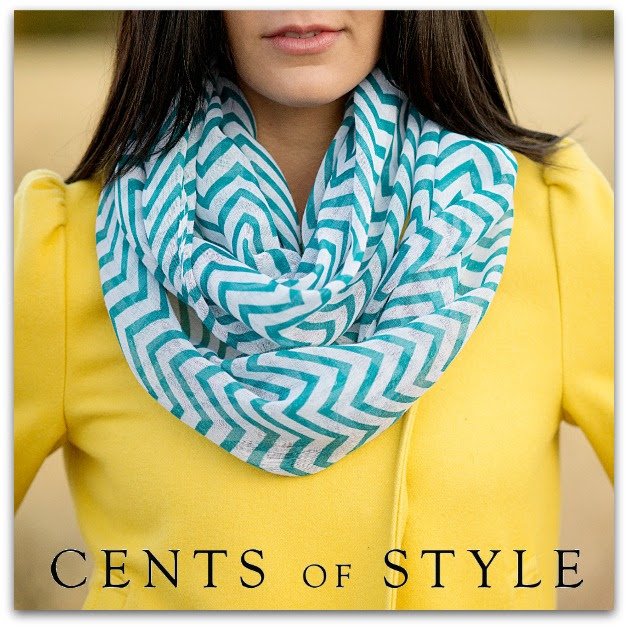 Chevron Scarf- $6.95 & FREE SHIPPING with Code LOVECHEVRON