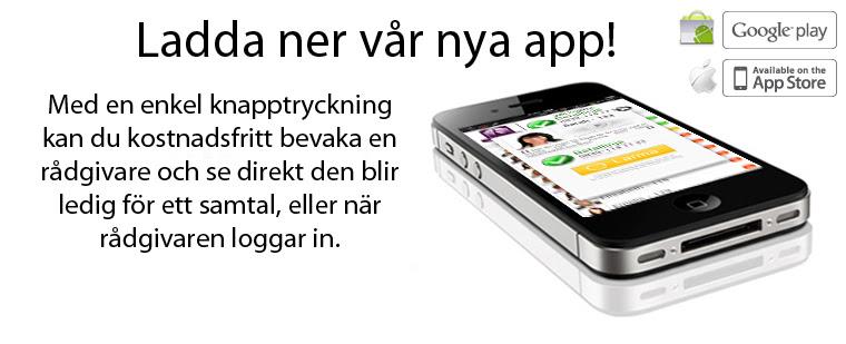 Spådam app