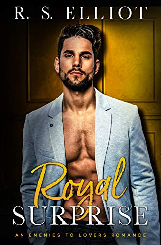 Cover for 'Royal Surprise'