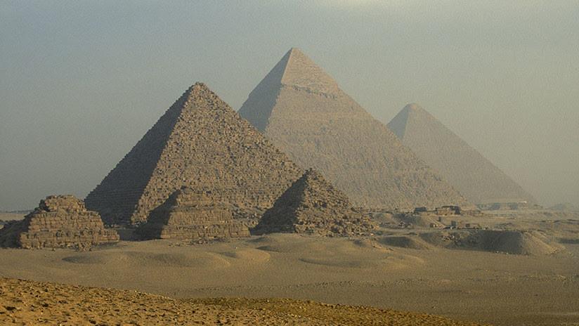 Descubren cómo los antiguos egipcios movían las enormes piedras con las que hicieron las pirámides