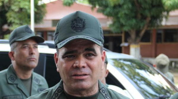 general en jefe Vladimir Padrino López