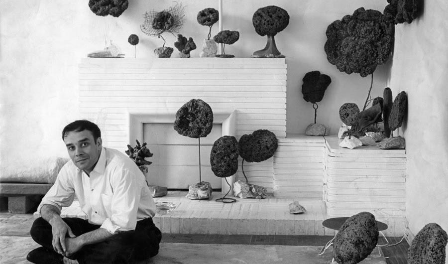 O legado de Yves Klein é muito mais do que azul