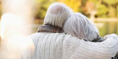 Dziś szczególnie módlmy się za nasze babcie i dziadków