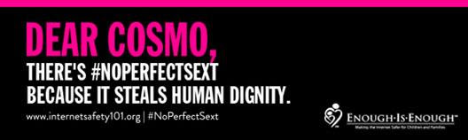 Cosmo Promotes Sexting and Self Pornification