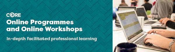 CORE Online Programmes/Workshops