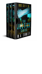 Justice Series Box Set: Books 7–9