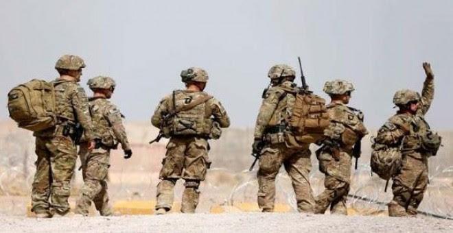 Militares estadounidenses en Afganistán. | Reuters