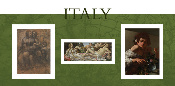 PRINTS BY ITALIAN ARTISTS