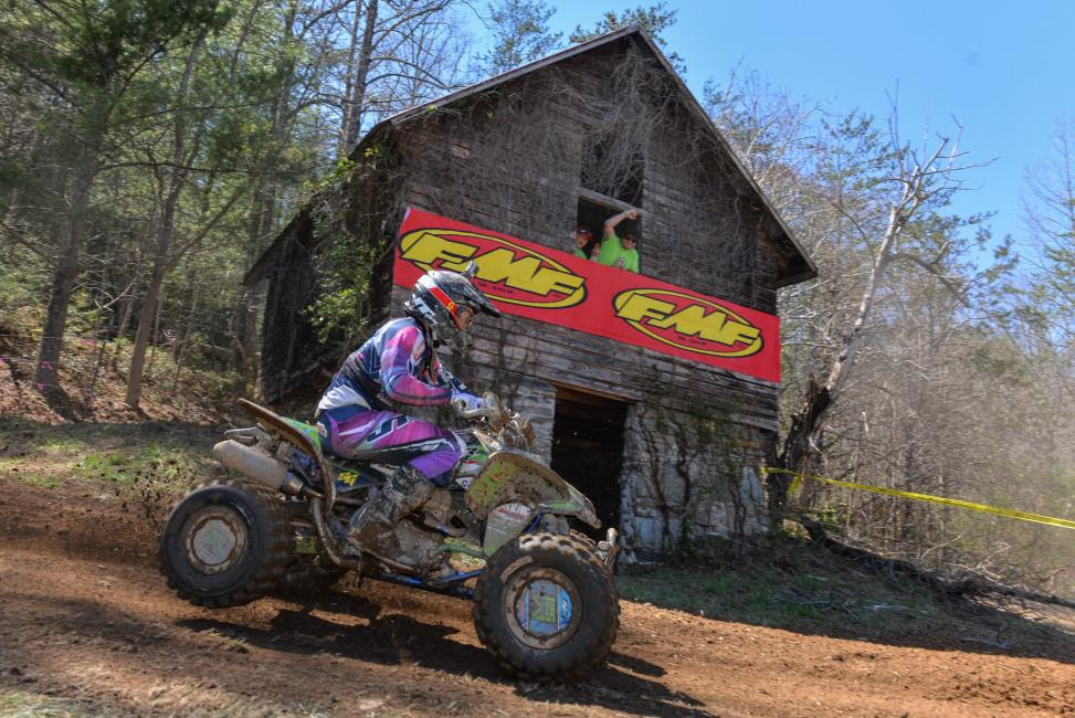 Adam McGill heads to South Carolina looking to secure his third victory of the seasonPhoto: Ken Hill