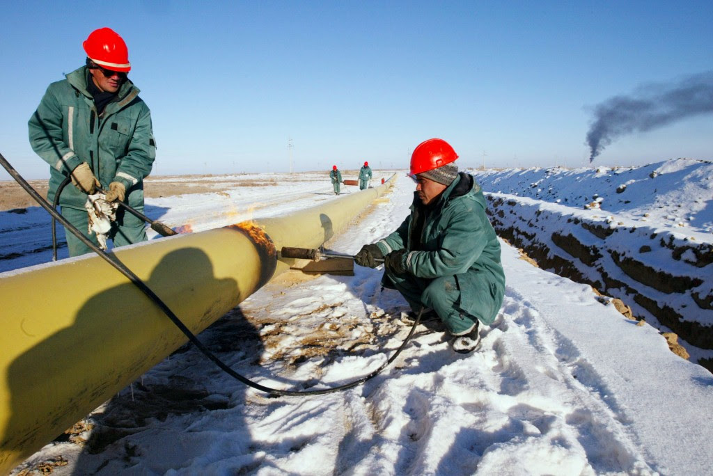 Kazakhstan Oil Industry Is Booming