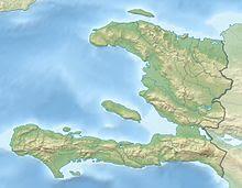 Citadelle Laferrière is located in Haiti