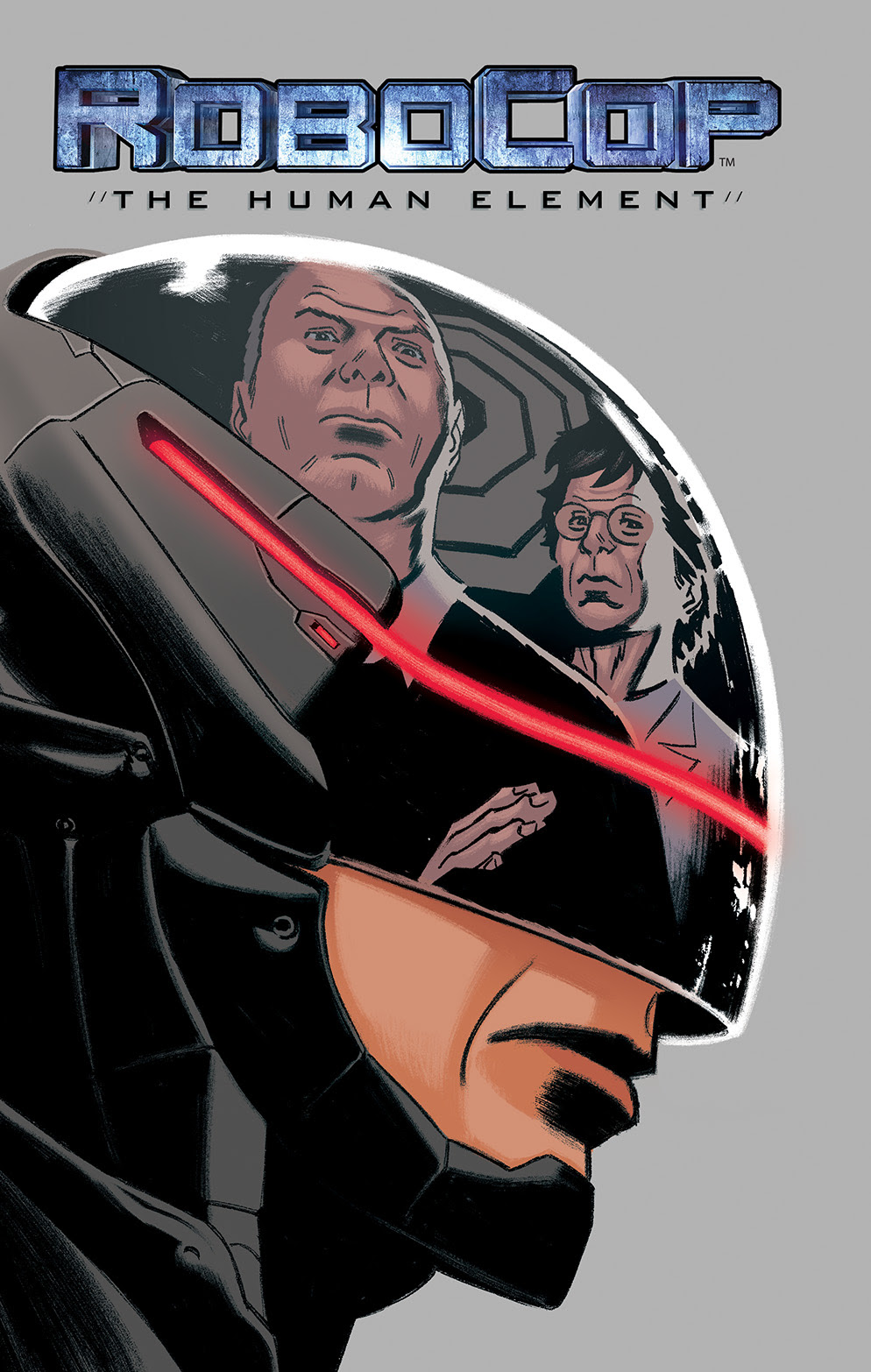 ROBOCOP: THE HUMAN ELEMENT Cover by Greg Smallwood