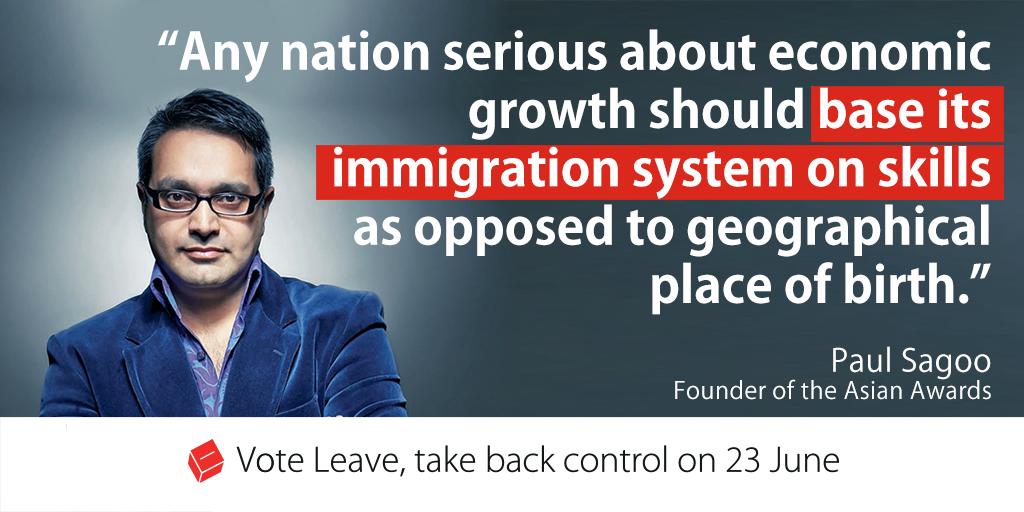 Vote Leave Banner