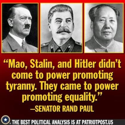 mao stalin hitler
