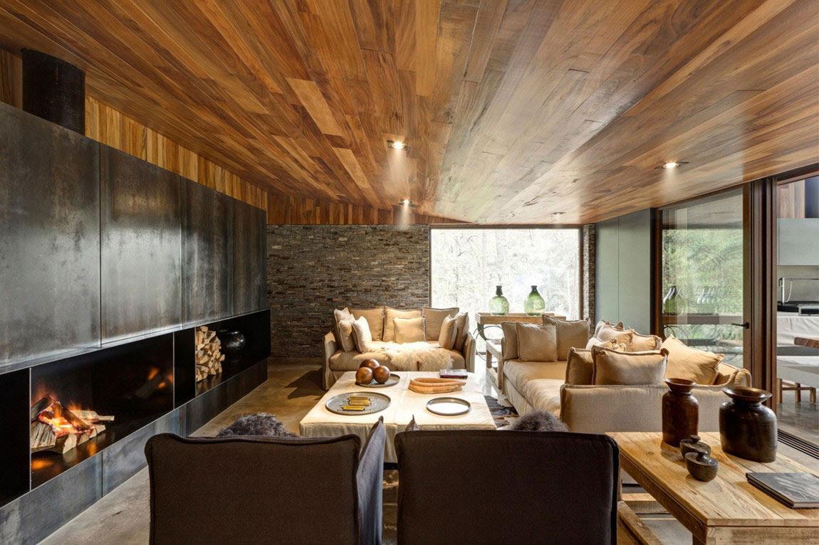 Όμορφη Casa ΜΜ με ένα σύγχρονο σχέδιο που δημιουργείται από τον Ηλία Ρίζο Arquitectos (8)