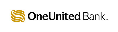OneUnited Bank logo. (PRNewsFoto/OneUnited Bank)