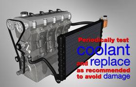 cooling system repair Glenburnie