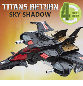 TITANS RETURN SKY SHADOW