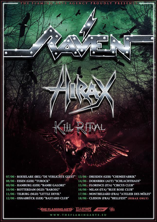 Raven Tour