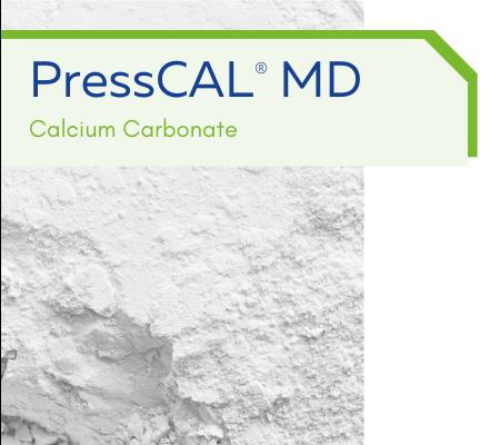 PressCAL MD: Calcium Carbonate