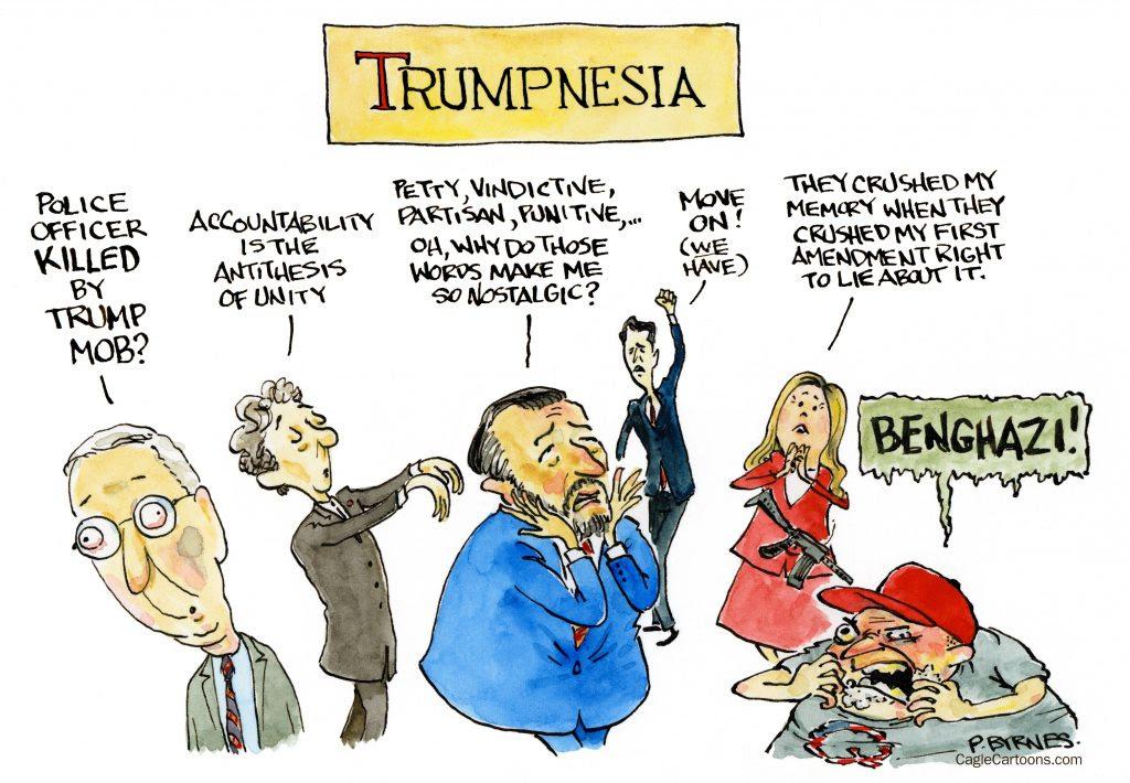 Senate Trumpnesia - Kevin Siers