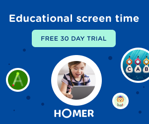 HOMER Learning to Read - 30 Day FREE Trial [439682]