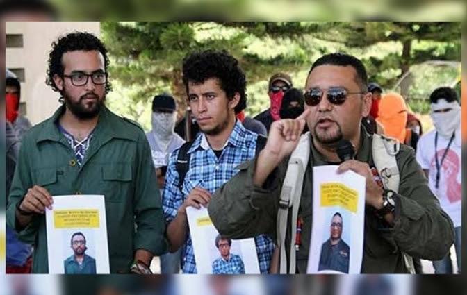 Sin acceso a la justicia tres estudiantes criminalizados por la UNAH porque sentencia está sólo en audio